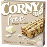 Corny Müsli-Riegel Free Weiße Schokolade