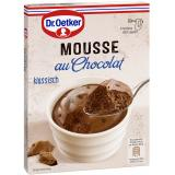 Dr. Oetker Mousse au Chocolat klassisch
