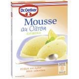 Dr. Oetker Mousse au Citron
