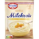Dr. Oetker Süße Mahlzeit Milchreis Vanille