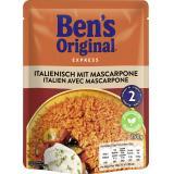 Uncle Ben's Express Italienisch mit Mascarpone