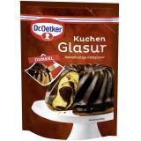 Dr. Oetker Kuchen Glasur dunkel