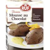 Ruf Mousse au Chocolat mit Schokoladen Stückchen klassisch