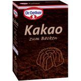 Dr. Oetker Kakao zum Backen