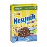 Nestlé Nesquik Buchstaben  Cerealien, Schoko & Vollkorn
