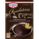 Dr. Oetker Chocolateria Cremepudding feinherbe Schokolade