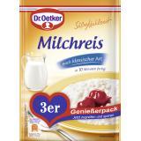 Dr. Oetker Süße Mahlzeit Milchreis nach klassischer Art