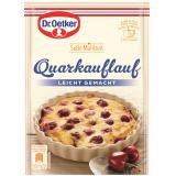 Dr. Oetker Süße Mahlzeit Quarkauflauf