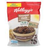 Kellogg's Knusper Müsli Plus Schokolade