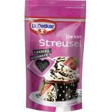 Dr. Oetker Dekor Streusel Lakritz-Geschmack