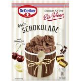 Dr. Oetker Eispulver Schokolade