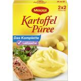 Maggi Kartoffel Püree Das Komplette Laktosefrei
