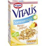 Dr. Oetker Vitalis Sommermüsli Mango-Joghurt