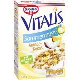 Dr. Oetker Vitalis Sommermüsli Ananas-Kokos