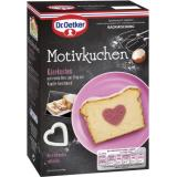 Dr. Oetker Motivkuchen Käsekuchen Herz