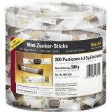 Hellma Mini Zucker-Sticks