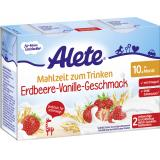 Alete Mahlzeit zum Trinken Erdbeere-Vanille-Geschmack (MHD 28.07.2018)