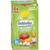 Bebivita Kinder-Spass Früchte-Trio & Karotte (MHD 22.05.2018)