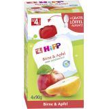 Hipp Früchte im Quetschbeutel Birne & Apfel