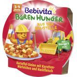 Bebivita Bären Hunger Auf der Baustelle
