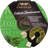 Castello Frischkäse Schnittlauch mit Frühlingszwiebeln