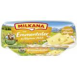 Milkana Schmelzkäse mit Emmentaler