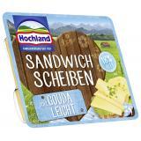 Hochland Sandwich Scheiben mit Gouda leicht