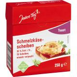 Jeden Tag Schmelzkäse-Scheiben Toast