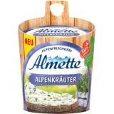 Almette Frischkäse Alpenkräuter