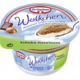 Dr. Oetker Wölkchen Schoko-Haselnuss