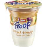 Müller Froop Frucht auf Joghurt Pfirsich-Maracuja