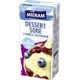 Milram Dessert Soße Vanille