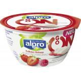 Alpro Go On Quarkalternative Erdbeer-Himbeer