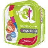 Mein Q Fitness-Quark Erdbeere