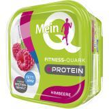 Mein Q Fitness-Quark Himbeere