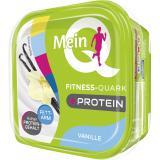 Mein Q Fitness-Quark Vanille