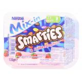 Nestlé Mix-in Smarties & Erdbeerjoghurt