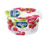 Alpro Soya Himbeere-Cranberry