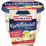 Homann Kartoffelsalat Hamburger Art mit Gurke, Ei & Petersilie