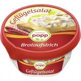 Popp Brotaufstrich Geflügel-Salat