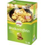 Popp Bratkartoffeln mit Speck und Zwiebeln
