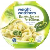 Weight Watchers Ricotta Spinat Tortelloni