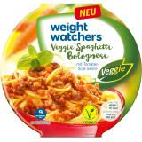 Weight Watchers Veggie Spaghetti Bolognese