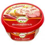 Popp Brotaufstrich Salami