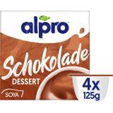 Alpro Soya Dessert Schokolade mildfein