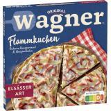 Original Wagner herzhafter Flammkuchen, Elsässer Art