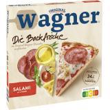 Original Wagner Die Backfrische Salami mit 3 Käse & Kräutern