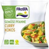 Frosta Gemüse Pfanne Curry Kokos