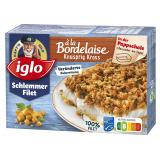 Iglo Schlemmer Filet à la Bordelaise knusprig kross