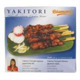 Diamond Yakitori Hühnerfleischspieße Teriyaki